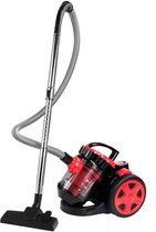 Zakloze Stofzuiger ECO power multi cycloon in rood