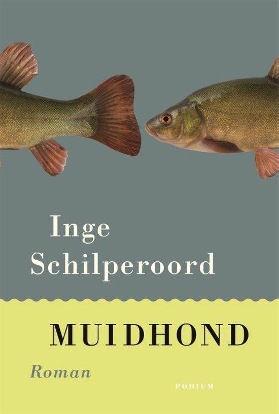 Boek cover Muidhond van Inge Schilperoord
