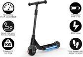 """Denver SCK-5400BLACK / Elektrische step / 4.5"""" wielen / Max snelheid 6 km / Met coole LED verlichting / Zwart"""