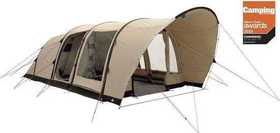 Robens Woodview 600 - 6 persoons Tent - Opblaasbaar - Polykatoen
