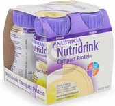 Nutridrink Compact Protiene Vanille