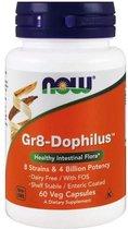 Now Foods Voedingssupplementen Probiotica Gr8-Dophilus - 60 capsules - Voedingssupplement - Probiotica