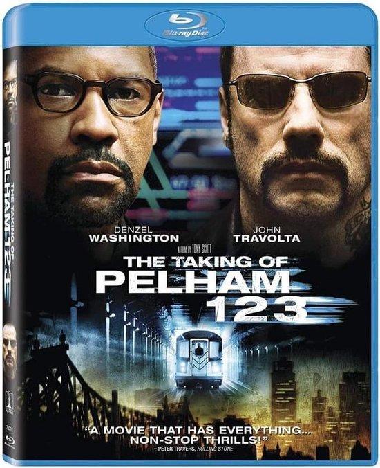 Cover van de film 'The Taking Of Pelham 123'