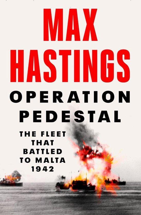 Boek cover Pedestal van Max Hastings (Paperback)