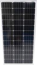 Trend24 - Zonnepaneel - Zonnepaneel oplader  - Zonnepaneel camper - Solar - Zonnepaneel 12v 100W