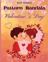 Pattern Mandala Valentine's Day