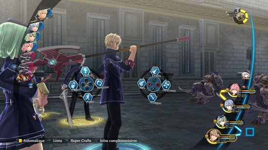 The Legend of Heroes Trails of Cold Steel III: Early Enrollment Edition - PS4