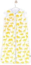 Jollein Slaapzak zomer hydrofiel 70cm Safari - ocher