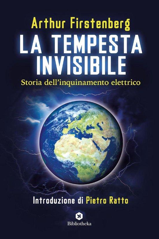 Boek cover La Tempesta invisibile van Arthur Firstenberg (Onbekend)