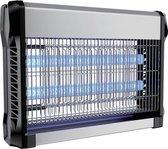 V-tac VT-3220 Insectenlamp - 2*10W - 80m bereik - UV licht - Grijs