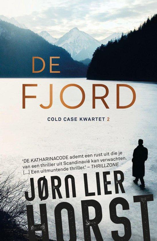 Boek cover De fjord van Jørn Lier Horst (Onbekend)