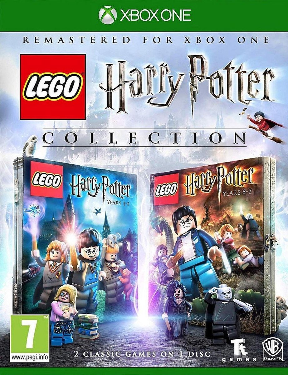 Warner Bros LEGO Harry Potter Years 1-7 Collection Basis Engels Xbox One