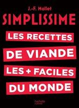 Boek cover Simplissime Viande van Jean-François Mallet