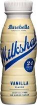 Barebells Milkshake - Eiwitshake - 8 x 330 ml - Vanilla