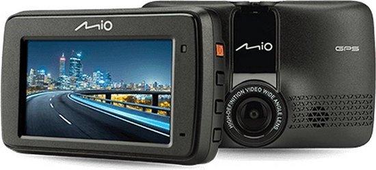 MIO MiVue 731 dashcam - GPS