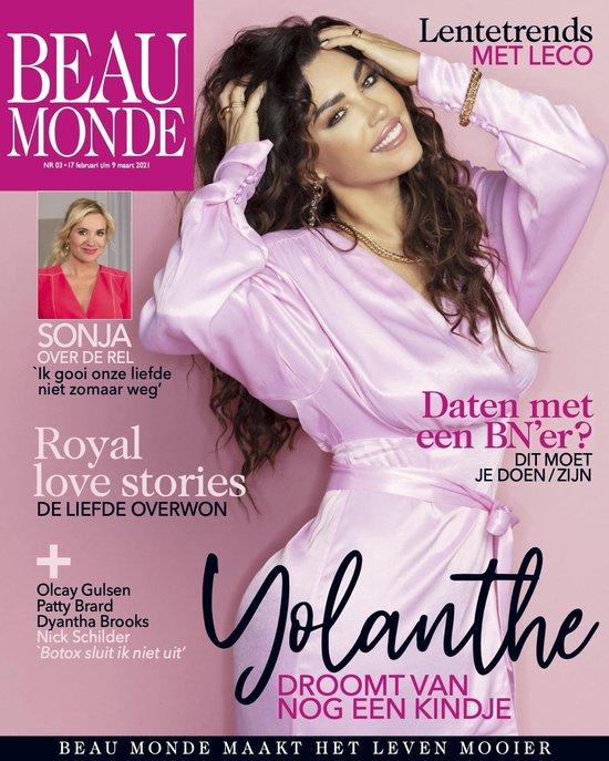 Afbeelding van Beau Monde magazine - februari 2021 - editie 3