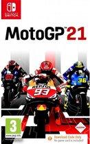 MotoGP21 - Switch - Code in Box