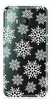 HTC U11 Hoesje Snow