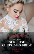 The Greek's Surprise Christmas Bride (Mills & Boon Modern) (Conveniently Wed!, Book 24)