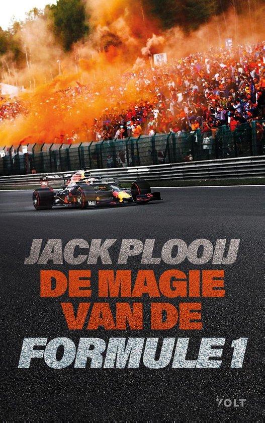 Boek cover De magie van de Formule 1 van Jack Plooij (Paperback)