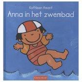 Anna  -   Anna in het zwembad