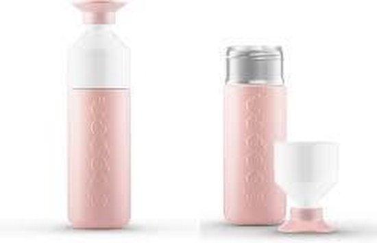 Dopper Insulated Drinkfles - 580 ml  - Steamy Pink