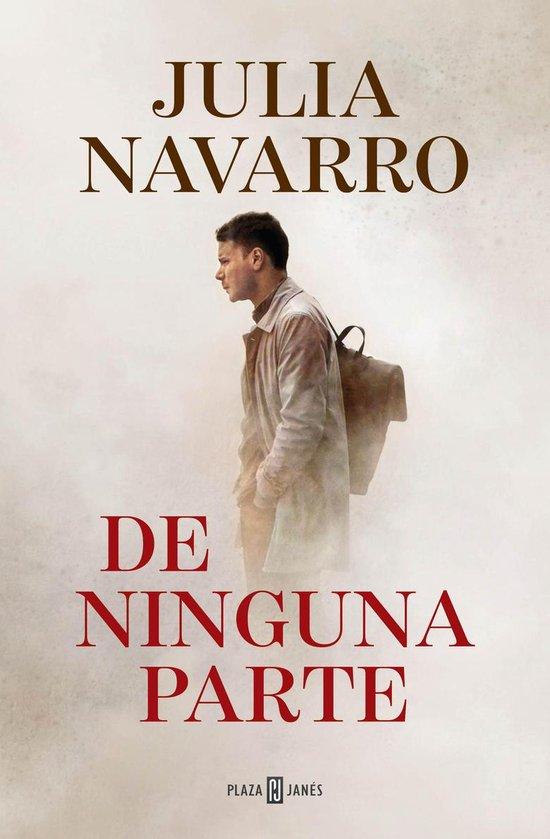 Boek cover De ninguna parte van Julia Navarro (Onbekend)