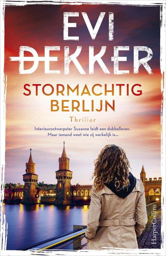 Stormachtig Berlijn