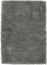 Hoogpolig Vloerkleed - Nexus Shaggy - Grijs-240 x 340 cm