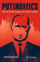Omslag Putinomics