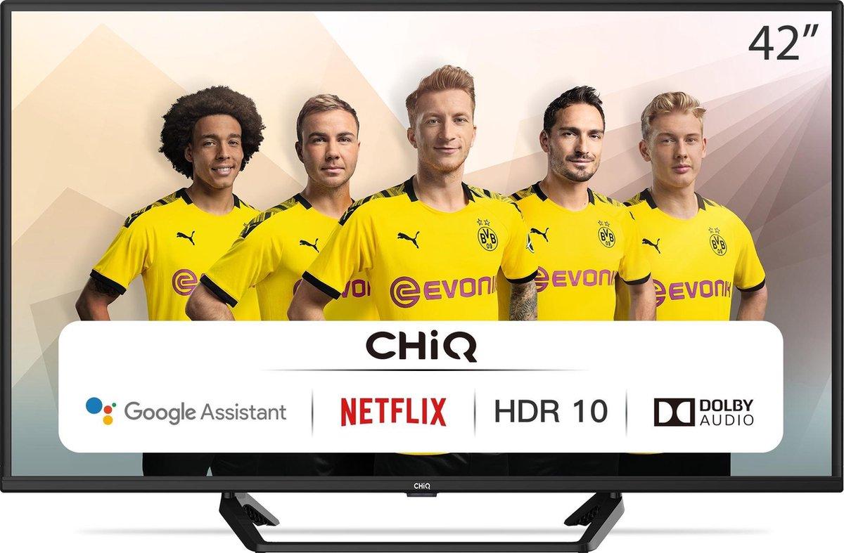 CHiQ L42G6F - Full HD TV (Benelux Model)