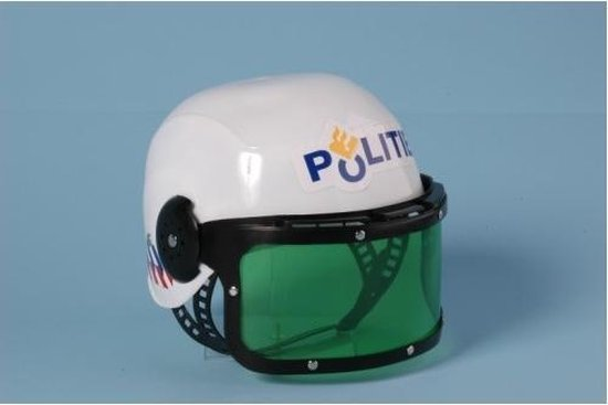 Politiehelm