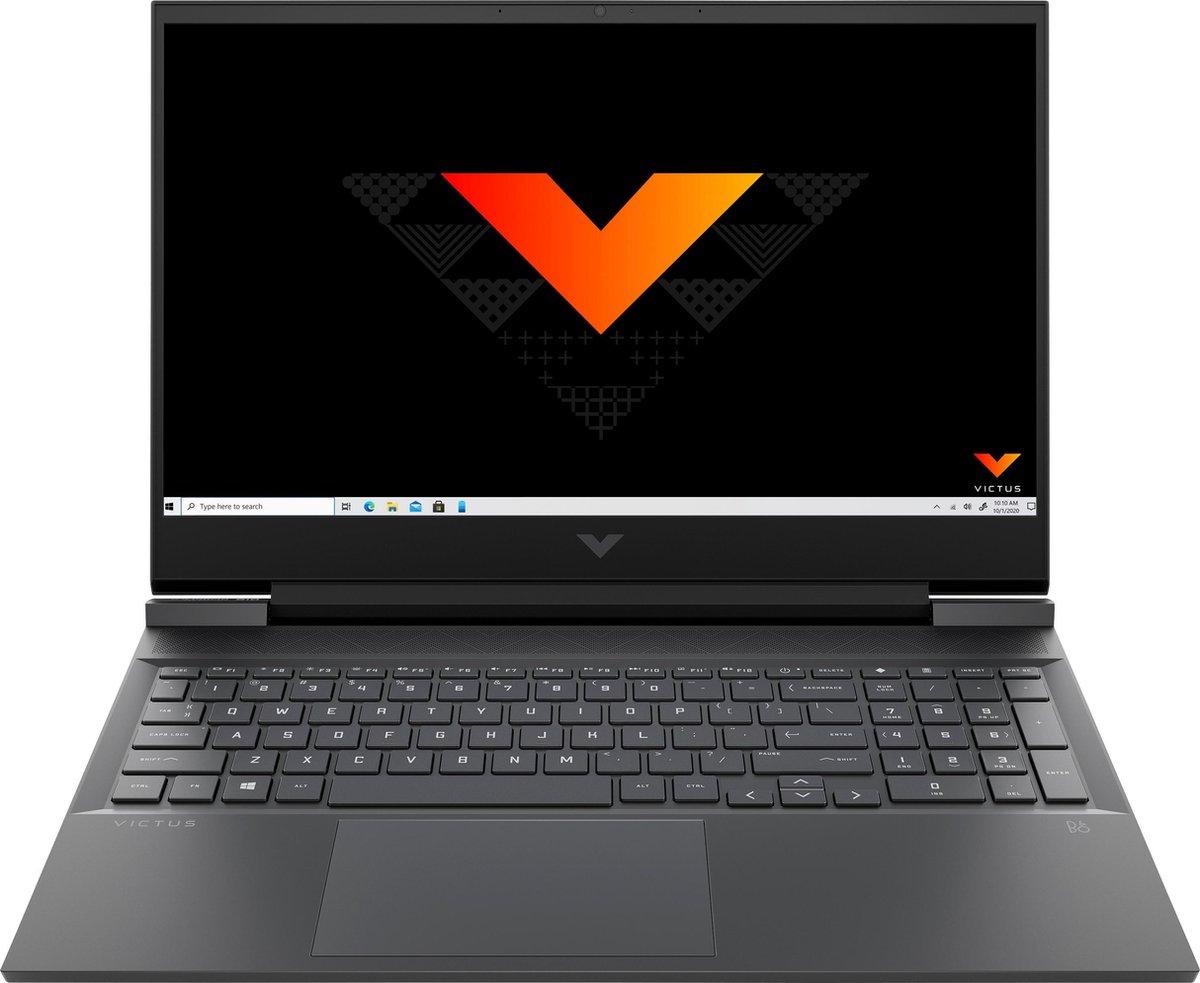 "Victus by HP 16-e0548nd Notebook 40,9 cm (16.1"") 1920 x 1080 Pixels AMD Ryzen 7 16 GB DDR4-SDRAM 1000 GB SSD NVIDIA GeForce RTX 3060 Wi-Fi 6 (802.11ax) Windows 10 Home Grijs"