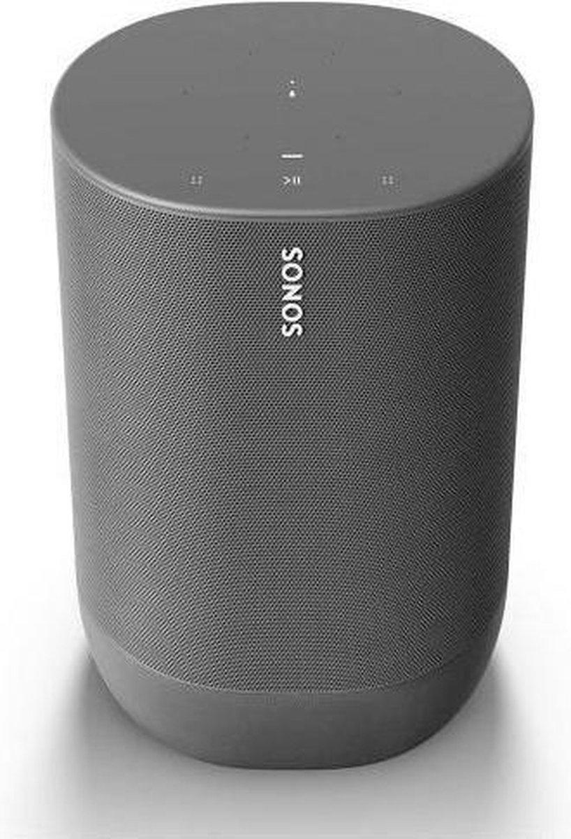 Sonos Move - Bluetooth speaker - Zwart
