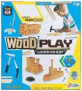 Speel met hout! - 3 verschillende modellen