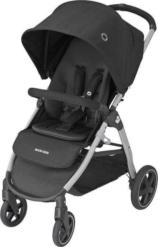 Product: Maxi-Cosi Gia Buggy - Essential Black, van het merk Maxi-Cosi