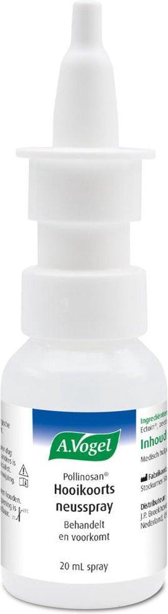 A.Vogel Pollinosan Hooikoorts Neusspray - 20 ml