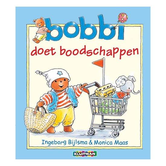 Boek cover Bobbi doet boodschappen van Ingeborg Bijlsma (Hardcover)