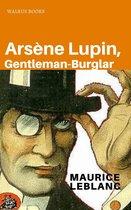 Arsene Lupin, Gentleman-Burglar