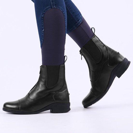 Ariat Womans Heritage IV Zip Paddock - 38 - Black