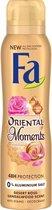 Fa Oriental Moments Deospray 6x 150ml - Voordeelverpakking