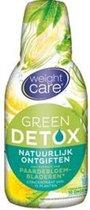 Weight Care Green Detox - 500 ml - natuurlijk ontgiften