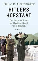 Boek cover Hitlers Hofstaat van Heike B. Görtemaker