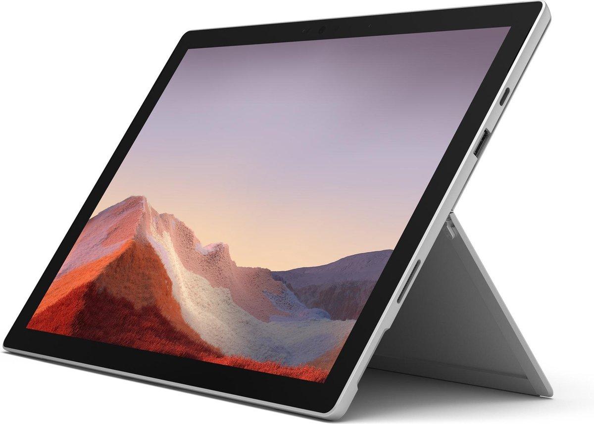 Microsoft Surface Pro 7 256 GB 31,2 cm (12.3) Intel® 10de generatie Core™ i5 8 GB Wi-Fi 6 (802.11ax) Windows 10 Pro Platina