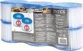 Intex - Filter Cartridge S1 Six Pack - 11 x 7 cm