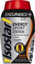 Isostar Long Energy Sportdrank - Orange - Poeder - 790 gram