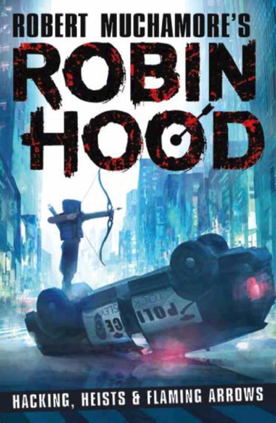 Robin Hood - Kraken, kapen en vlammende pijlen - Robert Muchamore   Fthsonline.com