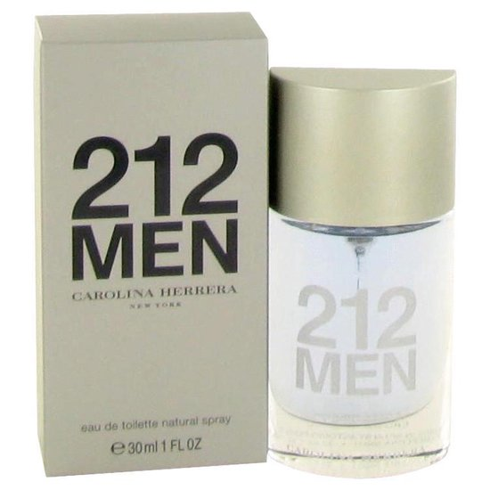 Carolina Herrera 212 For Men - 30 ml - Eau de toilette - Carolina Herrera