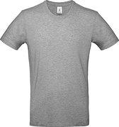 Bc Basic T-shirt B&C Collection T-shirt Unisex T-shirt Maat 2XL