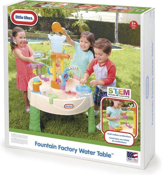 Little Tikes Fountain Factory - Watertafel